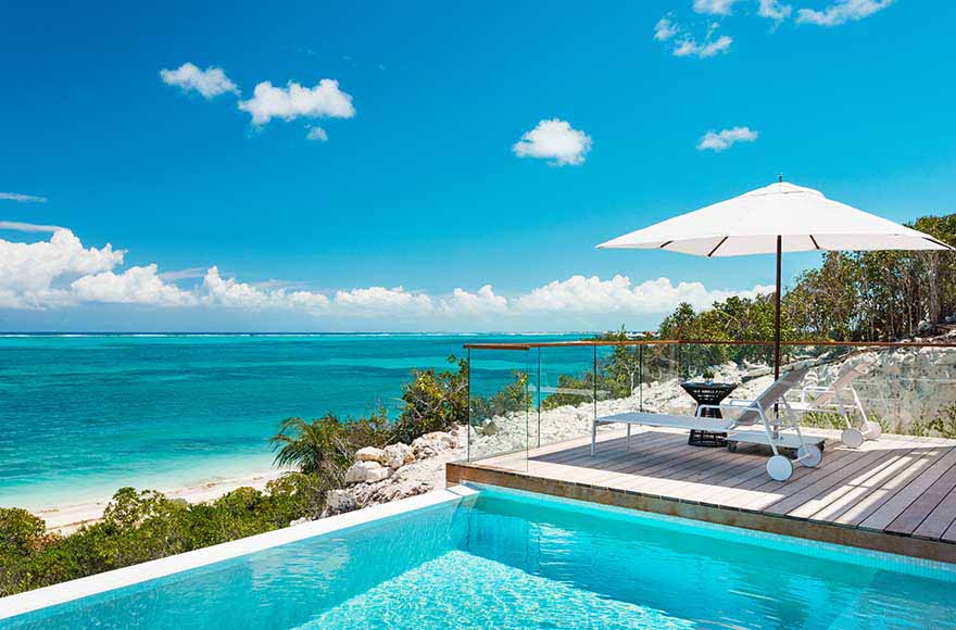 What Kind Of Properties Are Available In Turks & Caicos?
